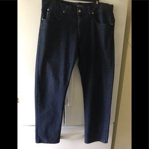 Armani Jeans Vintage 90s Straight Leg six 40 Italy